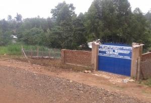 FLMK Manyatta Gate